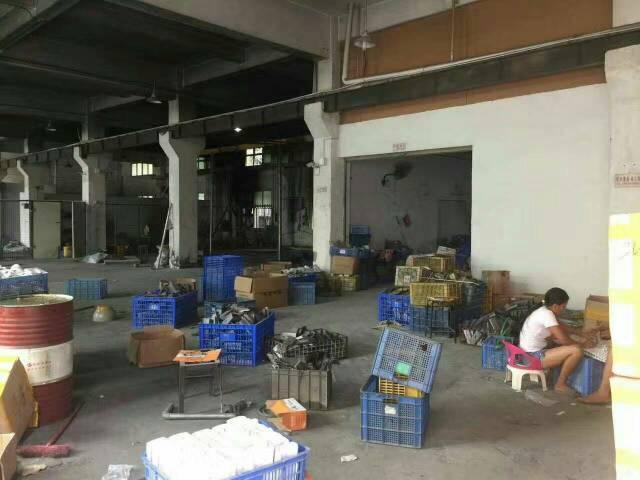鹅公岭工业区1500平米一楼厂房出租