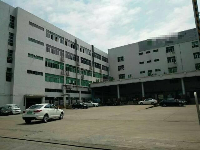 坪山新区 大工业区 原房东厂房楼上800平方出租