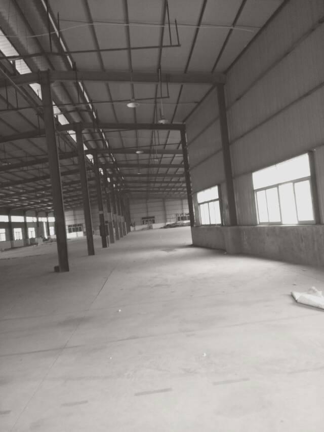 十米高钢结构厂房