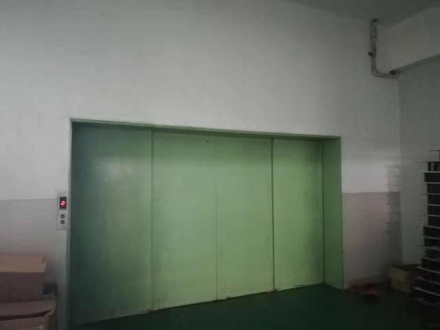 黄江镇工业园标准喷涂厂房原房东出租1500平方一层,