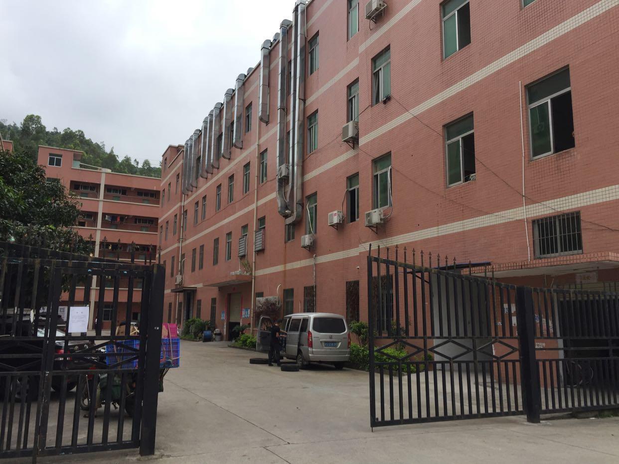 横岗大康社区马上空出标准厂房一楼750平招租