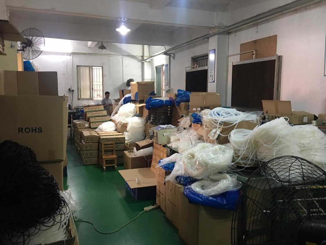 黄江镇中心三楼带办公室装修550平厂房出租