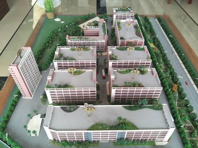石岩镇高新园区一层3000平共5层可分租