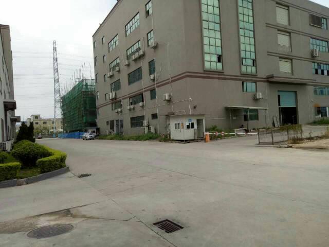 大朗靠近黄江新出独院厂房,2400平,形象非常好