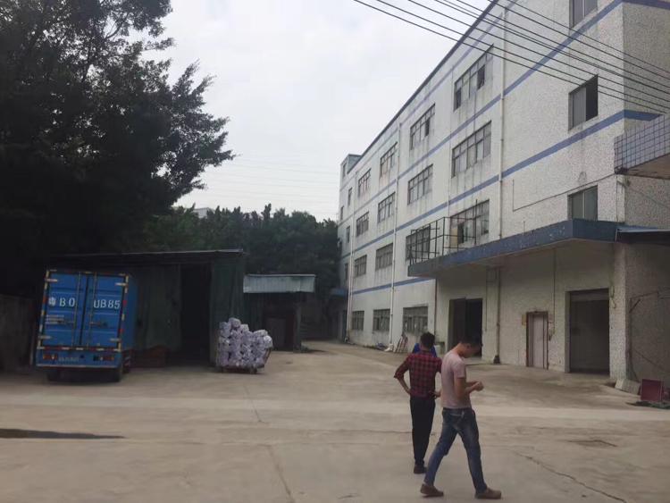 松岗8000平方红本远方独门独院厂房招租