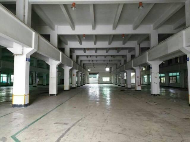 重工业厂房11500平方米出租