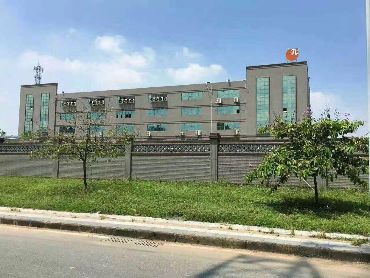 黄江镇靠常平潮莞高速路口附近新出独门独院标准厂房