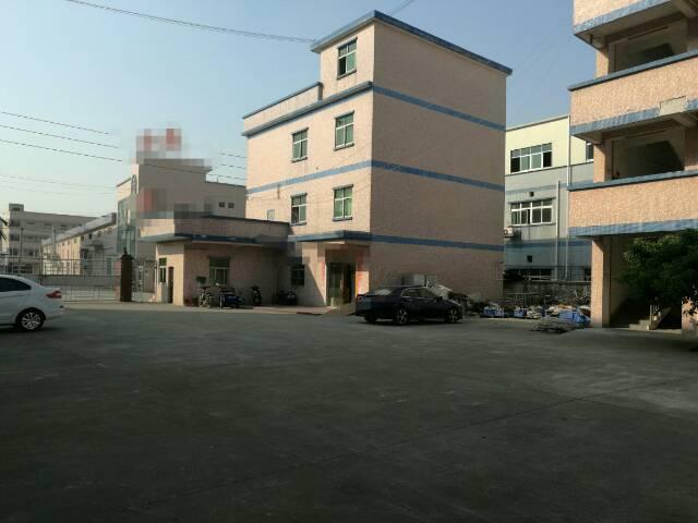 黄江镇社贝村新出独院标准厂房7400平米出租