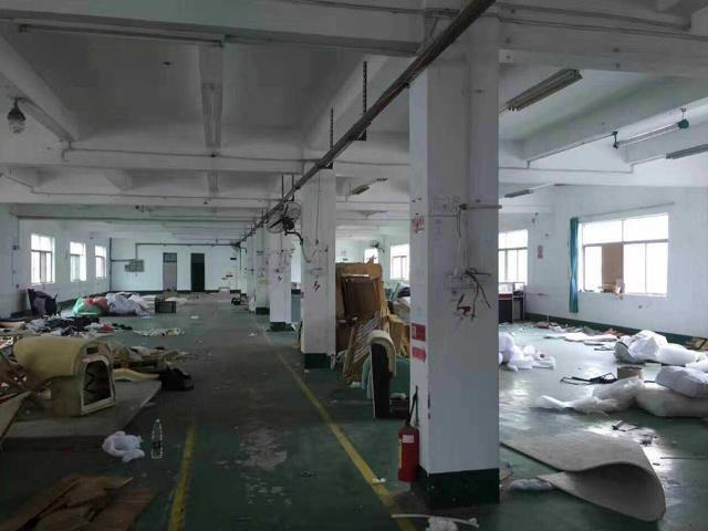 惠阳新墟镇倒闭家私厂9286平米厂房出售有房产证