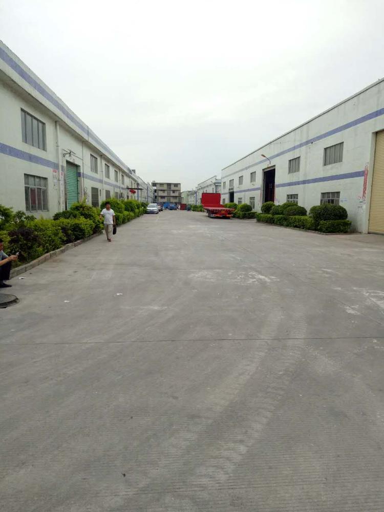 沙博原房东630平米钢构厂房出租