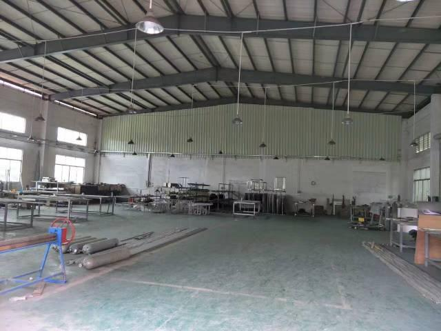 黄江新出单一层厂房,1000㎡,靠樟木头