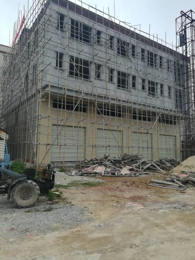 袁山贝新建厂房