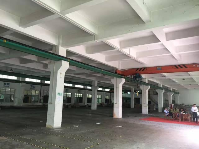 黄江九成新厂房20000平方招租