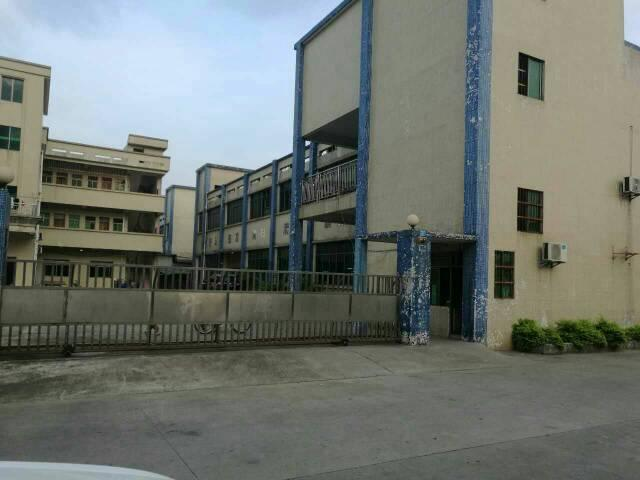 黄江镇镇中心莞樟路边独院厂房出租