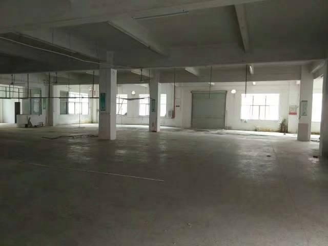 樟木头新出一楼500平(带办公室)+830平.九成新