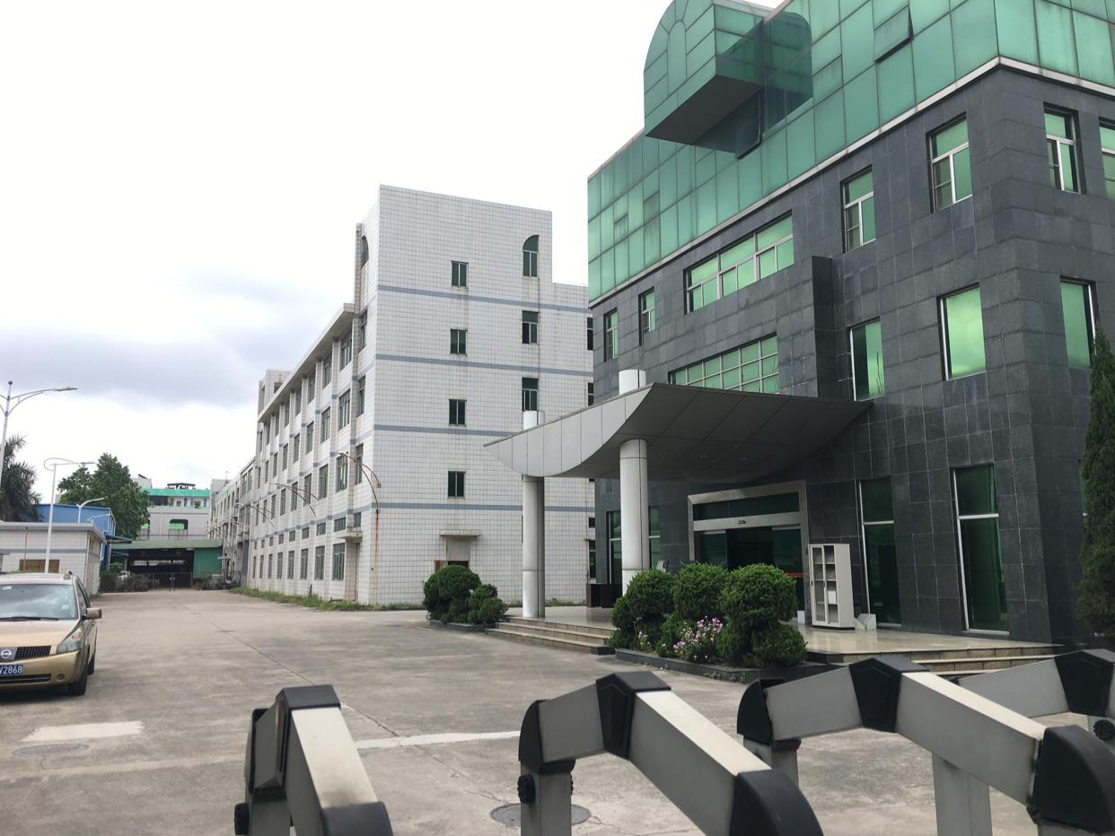 龙华私人带红本独院厂房1-4层➕办公楼➕宿舍共12000平米