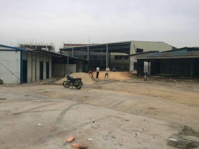 黄江公常路边厂房出租可做喷漆