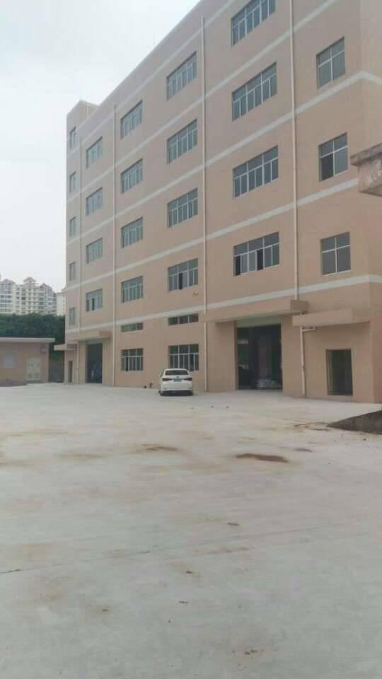 清溪镇原房东独院全新厂房4200平