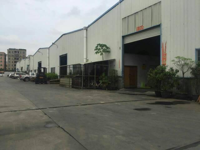 长安乌沙1200平方钢构厂房招租