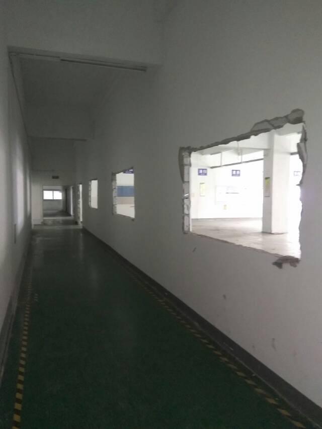 龙胜地铁口楼上整层带装修1200㎡厂房招租-图6