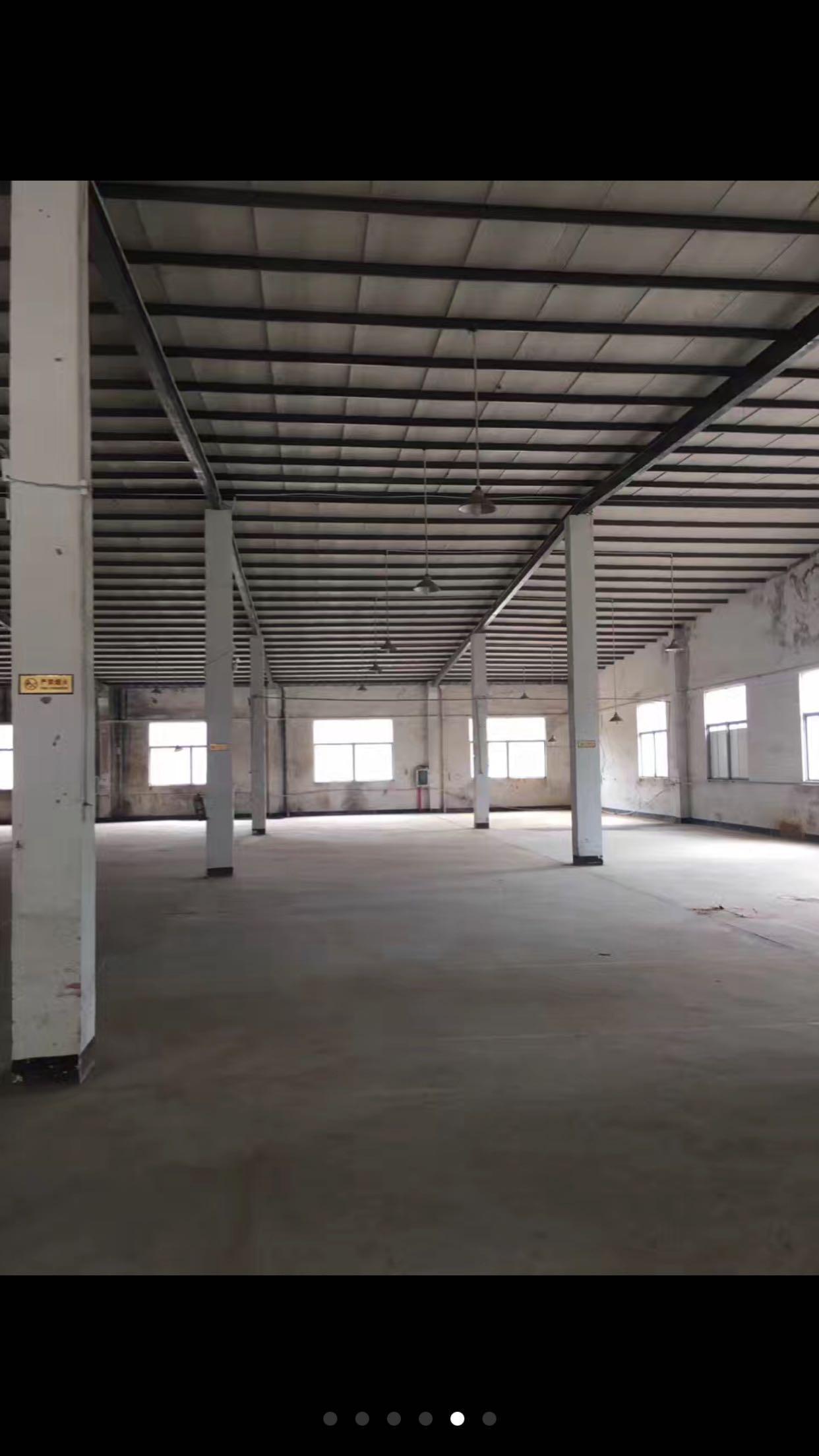 龙华清湖钢结构厂房出租