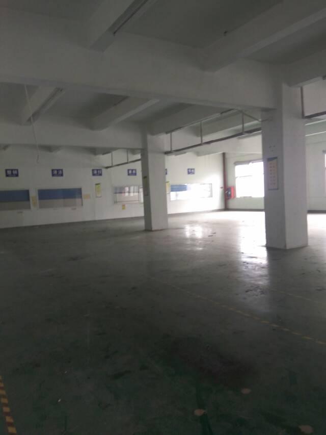 龙胜地铁口楼上整层带装修1200㎡厂房招租-图8