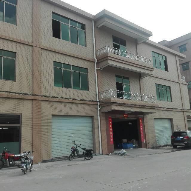 企石镇原房东全新标准厂房分租二楼600平方(含水电装修)