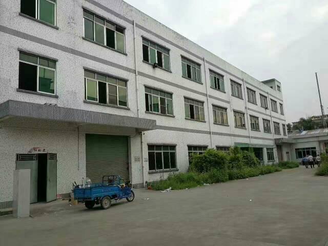 谢岗全新标准厂房18000平方招租