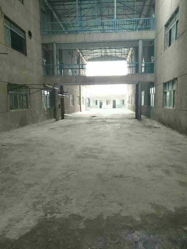 急租!9.5一平米惠州镇隆独院厂房6300平米