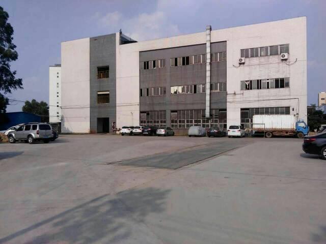 黄江镇中心新出标准厂房2100平方