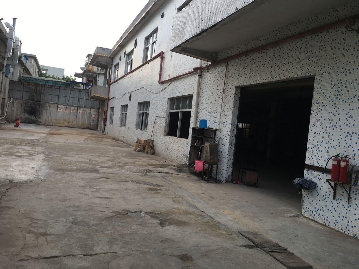 独院二层厂房2300平租金20
