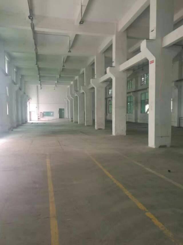 大型工业园等于一楼1800平方,8米高带牛角