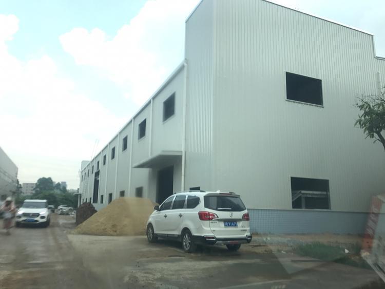 大朗富民工业城现成氧化牌照厂房招租 500平方起租