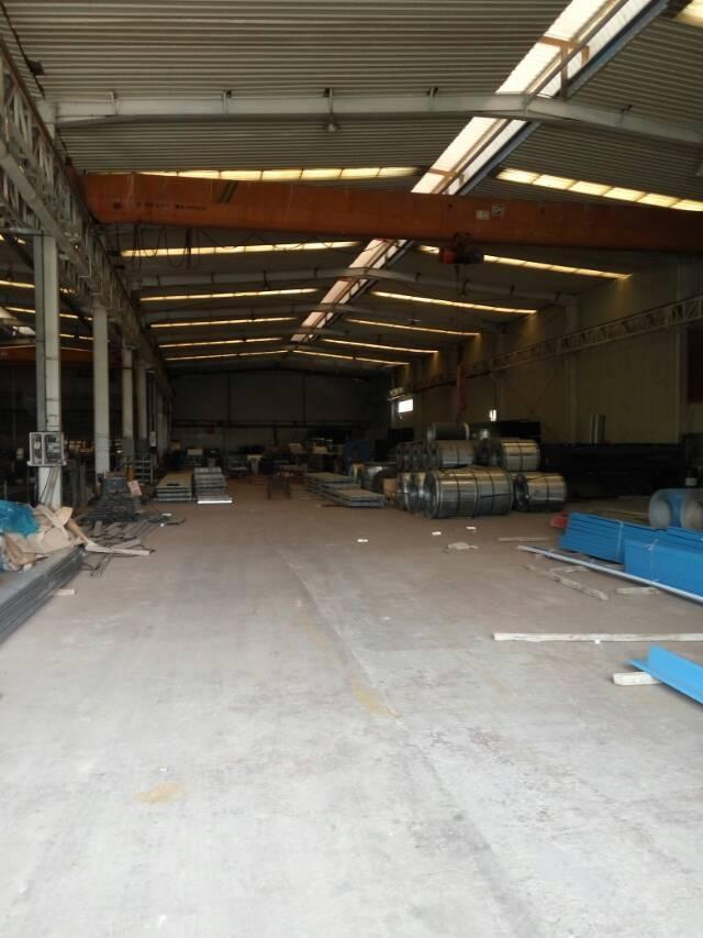 石碣镇稀少重型钢构厂房