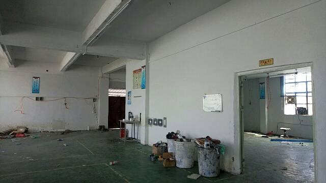 红星500平米带办公室装修厂房