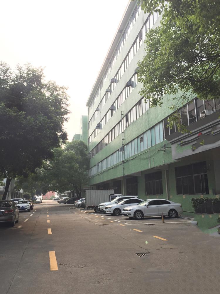 坂田五和地铁站1-4层6800平方独栋可分租适合电商办公
