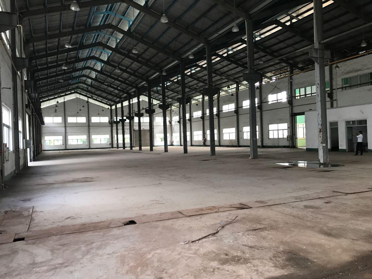 大朗独院钢构厂房出租