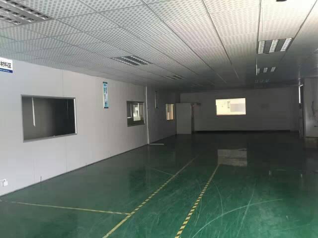 塘厦镇大坪工业区分租一楼1600平方米招租