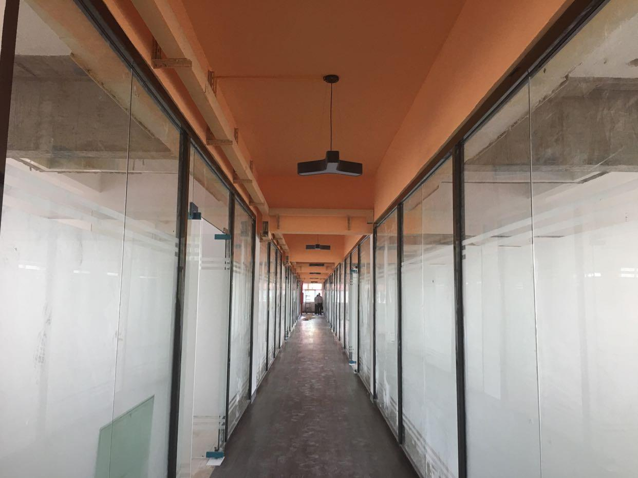 龙华带装修厂房2-7层,1300平米一层,采光好,合适生产办公