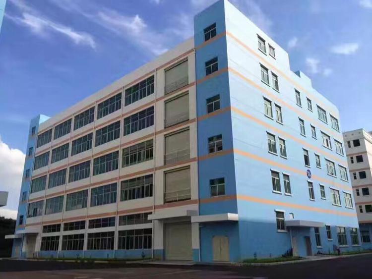 大朗大型工业园内分租楼上一层2000平方带有无尘车间