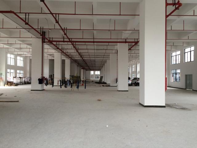 三层带电梯全新独栋1850平米厂房-图3