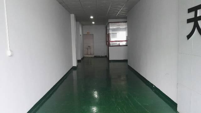 松岗大田洋新出厂房640平米,带精装修