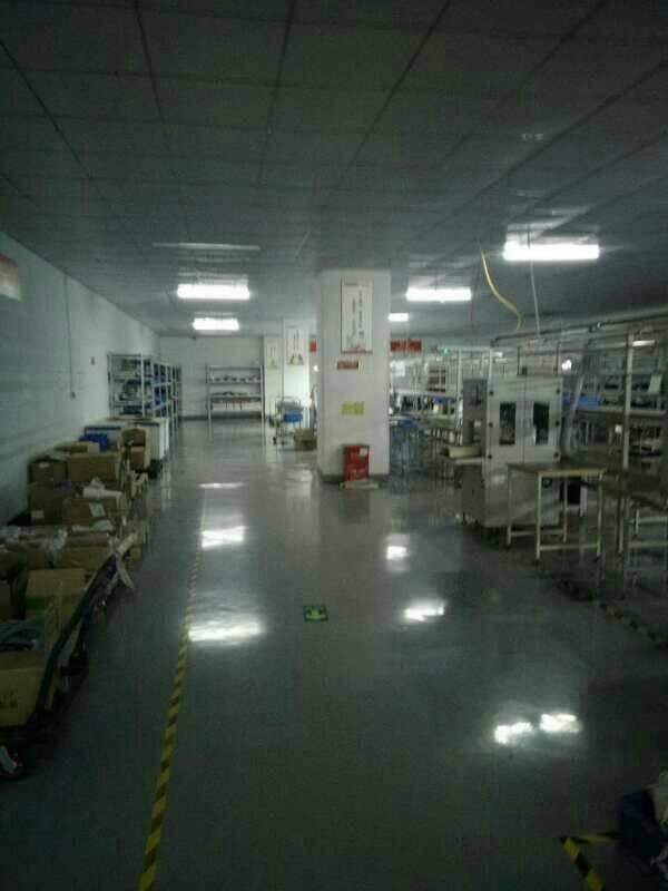龙胜地铁口新出两栋厂房,共20000平