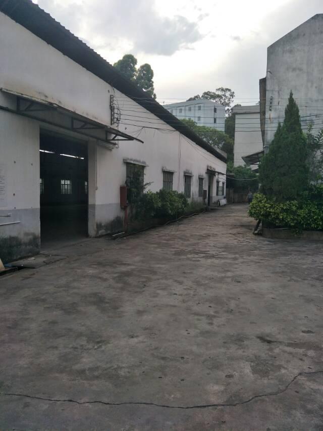 独院厂房出租2500平方