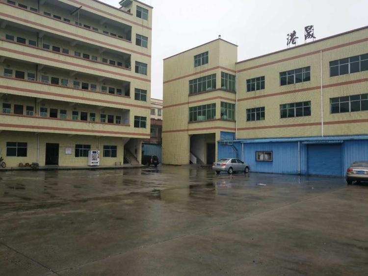 独门独院厂房3层可以分租一楼1000平方带行车