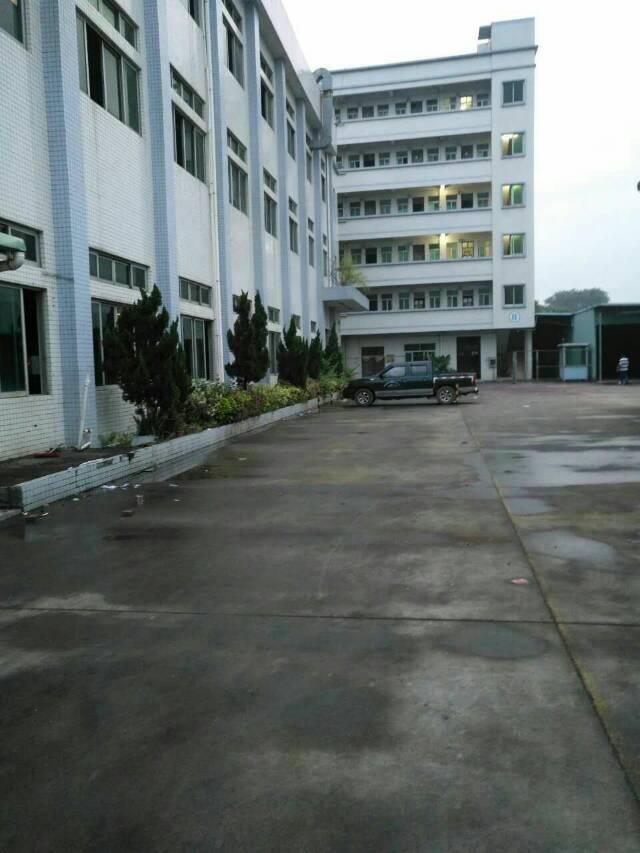 虎门镇大宁村新出厂房7200平方,独门独院,一手房东出租!