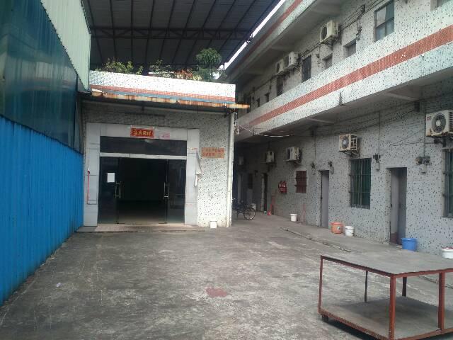 单一层独院厂房