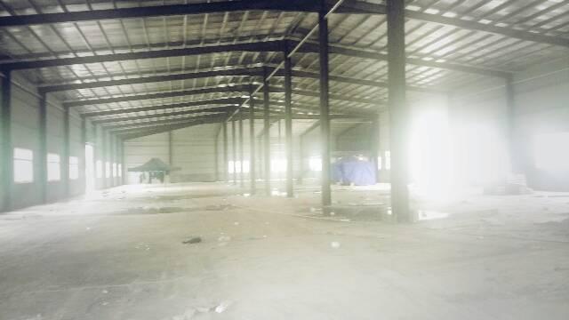 塘厦龙背岭附近独院钢构厂房3500平米便宜出租