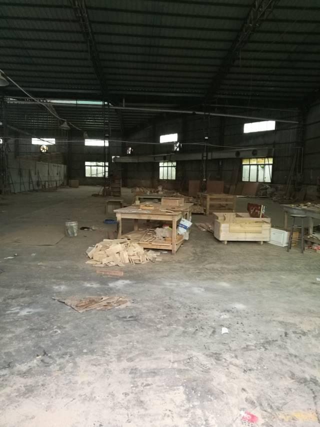 大岭山新空出可做家具厂房-图3