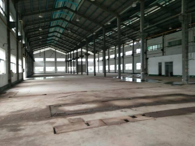 黄江镇合路村工业园钢构